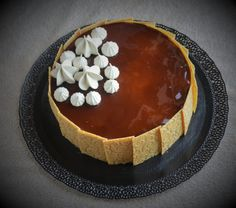 Mousse, Tiramisu, Sweets, Cake, Ethnic Recipes, Food, Food Cakes, France, Caramel