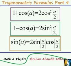 Math Concepts, Formulas, Mathematics, Math