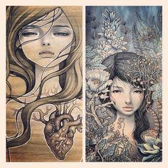 Audrey Kawasaki art.