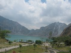 Welcome to Mount #Pinatubo crater lake! #Capas #Tarlac #Philippines