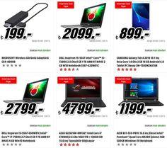Media Markt internet sitesinde yıl sonuna özel kampanyalar sürüyor. Media Markt indirim günlerinde bu hafta27 Aralık - 2 Ocak 2017 tarihleri arasında cep telefonu, televizyon, fotoğraf makinesi gibi onlarca üründe indirimli fiyatlar sizleri bekliyor.   Media Markt indirimli ürünler listesi   REGAL 32R4011 32 inç 81 cm Ekran Uydu Alıcılı HD Ready LED TV 749 TL LG 43LH590V 43 inç 108 cm Ekran Dahili Uydu Alıcılı Full HD SMART LED TV 2099 TL SAMSUNG 50KU7000 50 inç 127 cm Ekran Ultra HD Uydu…