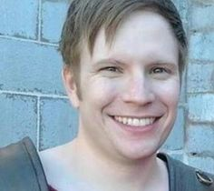 Daily dose of Patrick Stump's smile