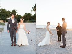 Affordable Sunrise Beach Wedding At Crandon Park In Key Biscayne Florida Notary Logistical Fl Photography By Small Miami Weddings