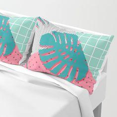 Santa Monica #society6 #decor #buyart Pillow Sham