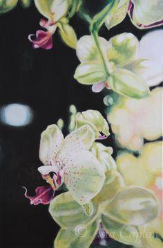 In Shape of Light II/Oil on Canvas/65 cm x 98 cm/2014