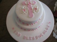 Confirmation cake Confirmation Cakes, Christening Cakes, Communion Cakes, Cake Creations, Desserts, Food, Baptism Cakes, Tailgate Desserts, Deserts