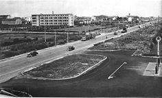 Via Palmanova, Crescenzago 1955 #milano #storia