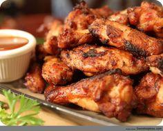 sweetie Pie's BBQ Chicken Wings Recipe