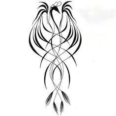 tattoo designs that mean a new beginning - Angie Angel - . - 60 tattoo designs that mean a fresh start – Angie Angel – rod tattoo designs that mean a new beginning - Angie Angel - . - 60 tattoo designs that mean a fresh start – Angie Angel – rod - Tribal Phoenix Tattoo, Phoenix Bird Tattoos, Phoenix Tattoo Design, Elegant Tattoos, Trendy Tattoos, Beautiful Tattoos, Small Tattoos, Spine Tattoos, Body Art Tattoos