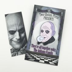 Image of Fester - Lapel Pin