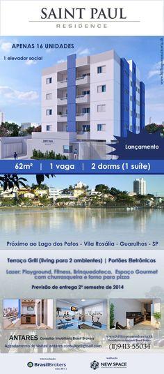 Saint Paul Residence - Vila Rosália Guarulhos