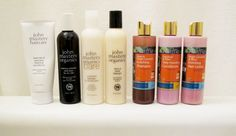 All natural hair products.