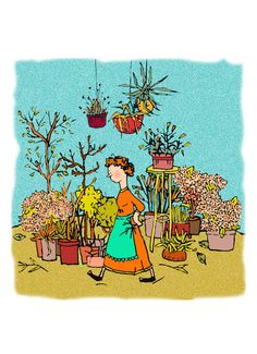 The fatigues of gardening