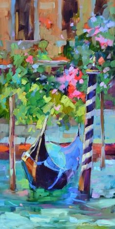 The Magic of Venice, painting by artist Dreama Tolle Perry