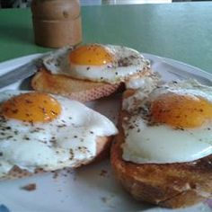 Images of fried egg recipe - Breakfast Dessert, Breakfast Time, Breakfast Recipes, Breakfast Ideas, Fried Egg Recipes, Grilled Chicken Recipes, Grilling Recipes, Cooking Recipes, Cooking Ideas