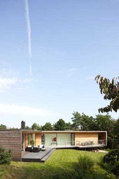 House in Beddingestrand Scandinavian Design and Character by Johan Sundberg