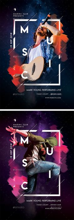 #Music #Event #Flyer - Events Flyers