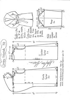 29 best Ideas sewing patterns coat how to make Coat Patterns, Dress Sewing Patterns, Doll Clothes Patterns, Sewing Patterns Free, Sewing Clothes, Sewing Tutorials, Clothing Patterns, Diy Clothes, Skirt Patterns