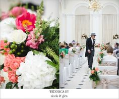 Blenheim Palace Wedding Photo