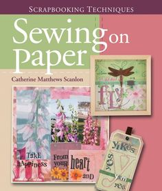 Scrapbooking Techniques Sewing on Paper Scrapbook Techniques ** See this great product.Note:It is affiliate link to Amazon.