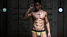 Huge selection of men's original sexy underwear designed in Japan. Sexy men's underwear, bikinis, boxers, thongs and swimwears can buy online.