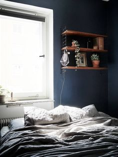 Storgatan 6B   Stadshem Oversized Mirror, Beautiful Places, Bedroom, Architecture, Vintage Homes, House, Nighty Night, Bedtime Stories, Furniture