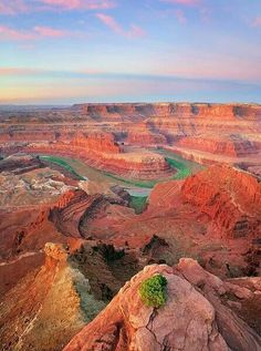 Deadhorse Point State Park  Utah, USA