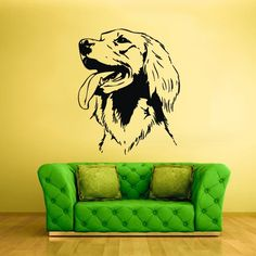 Wall Vinyl Sticker Decals Decor Art Bedroom Design Irish Setter Dog Head Animal (Z2449) StickersForLife http://www.amazon.com/dp/B00JJI25HU/ref=cm_sw_r_pi_dp_SyNfvb0KG66MR
