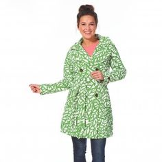 Trenchcoat Odila wit/olive Fashion, Dress, Moda, Fashion Styles, Fasion
