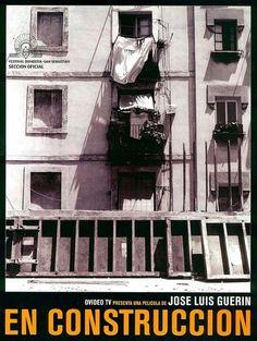En construcción / José Luis Guerín (DOCUMENTAL) Festival Cinema, Barcelona, Foreign Movies, Urban Renewal, Cinema Movies, Documentary Film, Film Director, Plans, Great Movies