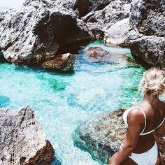 Very very deprived of the Mediterranean    Shot by @veronio  #greece #greektravel #milos #milosisland #folegandros #iosisland #iosislandgreece #womenwhotravel #czechtraveler #czechgirl #santorini #parosisland #antipaxos #tsigrado #sarakiniko #parga #mylopotas #liapades #travelgreece #mykonosgreece #oiasantorini #athens #acropolis #corfu #corfugreece #corfutown #portotimoni #capedrastis #firiplaka #firopotamos Corfu Greece, Mykonos Greece, Corfu Town, Paros Island, Athens Acropolis, Oia Santorini, Greece Travel, Shots, Photo And Video