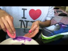 Video: DIY | Galaxy Vans | Faça você mesmo
