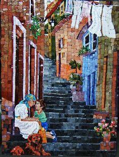 Steps ~ Doreen Adams