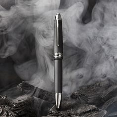 Meisterstück Ultra Black LeGrand Fountain Pen