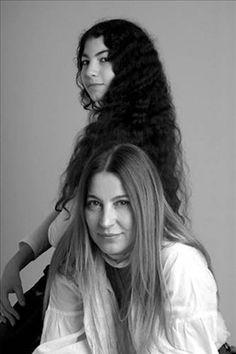 Alize And Her Mother (Vahide Gördüm)