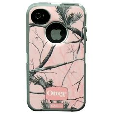 If only I had an iPhone!!!  Pink camo otterbox! i-want