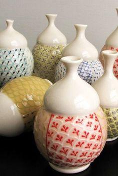 Bud Vase by Moshi Moshi
