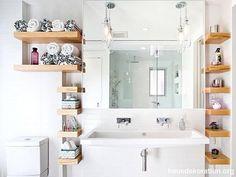 Badezimmer Speicher ideen