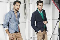 He By Mango Spring 2013 Men's Lookbook