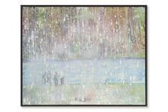 The top price of the evening was for Peter Doig's spellbinding snow scene Cobourg 3 + 1 More, which saw determined bidding in the saleroom and on the phone and sold for £12,709,000 / $15,530,398 / €14,640,768. © Christie's Images Limited 2017.