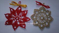 decorazioni,addobbi,natalizie,stelle,natale,uncinetto,albero