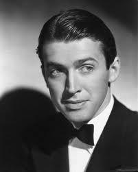 Jimmy Stewart; Both him, John Wayne & Clark Gable are my very favorite actors...