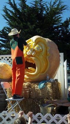 Half Moon Bay Pumpkin Festival 2012