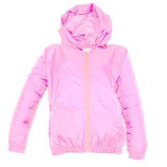 A new season SS16 See through Jacket Pink