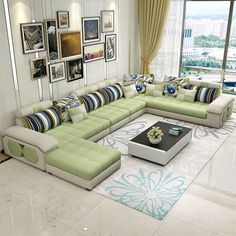 40 Modern sofa set designs for living room interiors 2018 New catalogue for modern sofa set design ideas for modern living room furniture designs How to choose a living room sofa sets for your home decor (size, color, style, upholstery) Unique Living Room Furniture, Room Furniture Design, Living Room Sofa Design, Living Room Modern, Living Room Designs, Furniture Sets, Cheap Furniture, Small Living, Sofa For Living Room