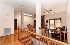 open stair near kitchen - Google Search