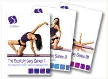 Sheila Kelley's S Factor Fitness DVDs for Pole Dancing Workout Exercise / Feminine Movement Philosophy.  I want these!