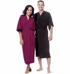 Bamboo clothing, so comfy