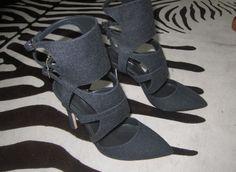 Tania Spinelli heels