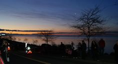 White Rock in Feb Celestial, Sunset, Rock, Places, Green, Outdoor, Outdoors, Locks, Rock Music